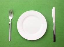 お皿を変えるだけでダイエット!