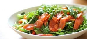 生魚や野菜