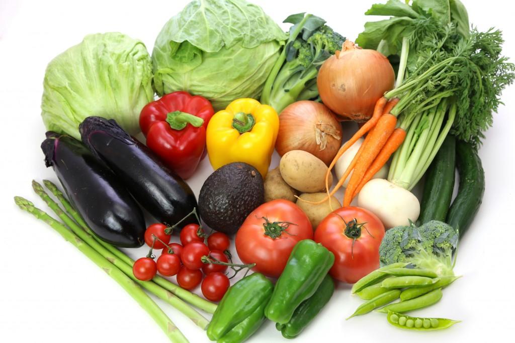 酵素になる野菜
