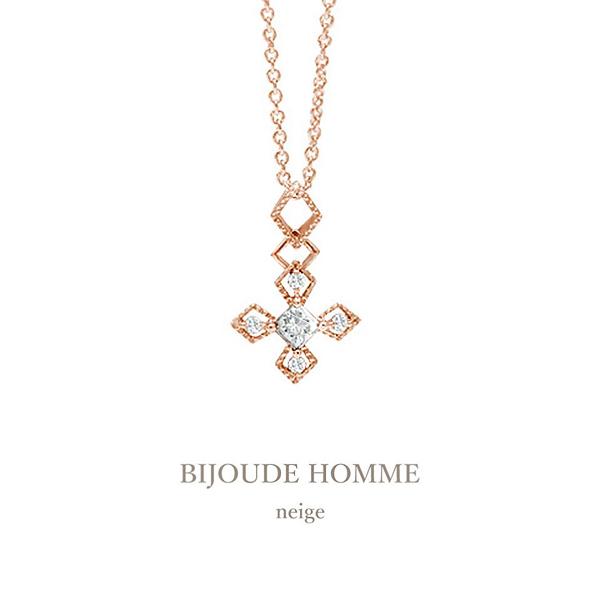 Bijoude HOMME collection neige -ネージュ-