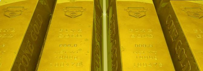ゴールド金塊