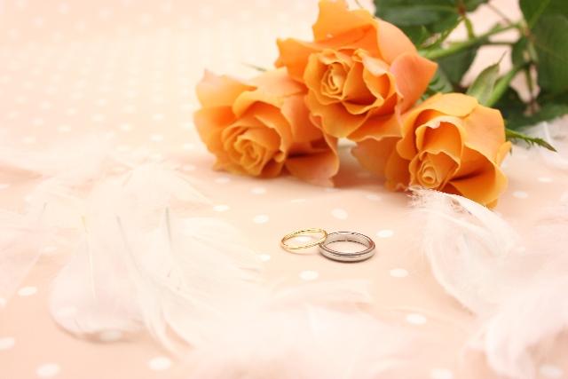 夫婦の愛の証