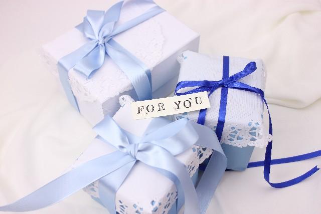 プレゼントにも・・・