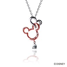 Mickey Bring Love Necklace