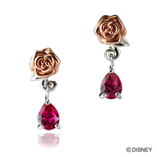 Beauty and the Beast Rose Pierce