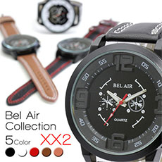 Bel Air Collection メンズ 腕時計 XX2